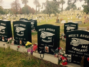 Hell's Angels' graves
